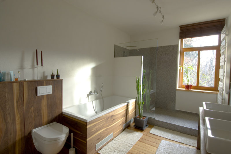 Neues Bad im Altbau