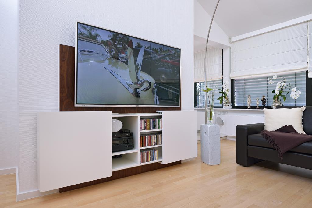 TV + Hifi Möbel